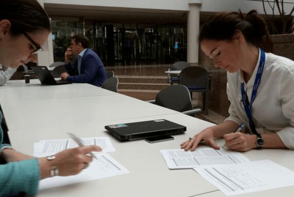 Samenwerking tussen Co-libry en KBC