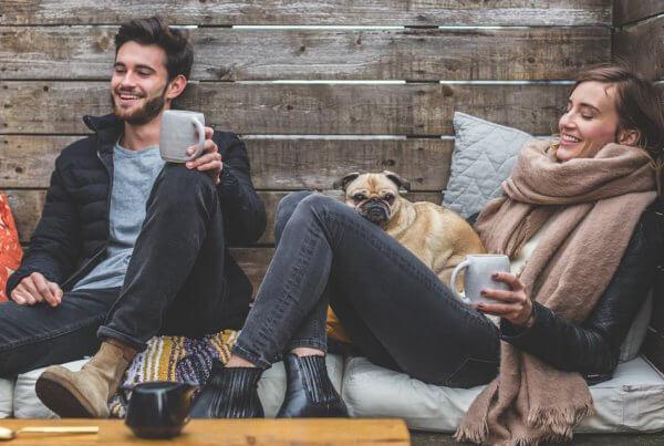 trouwen, wettelijk of feitelijk samenwonen