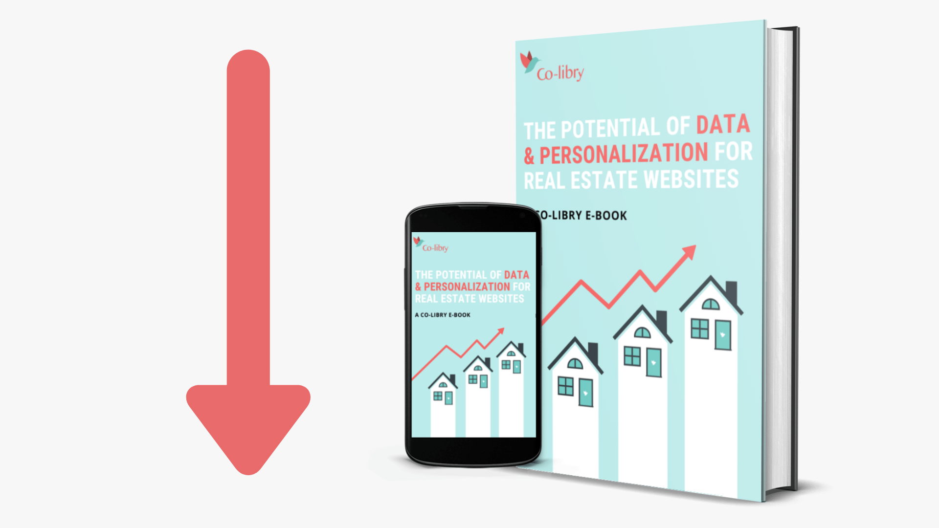 real estate data and personalization