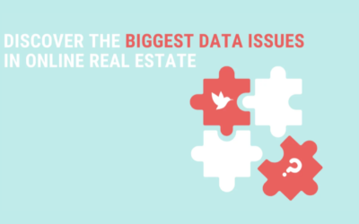 Discover the biggest data issues in online real estate