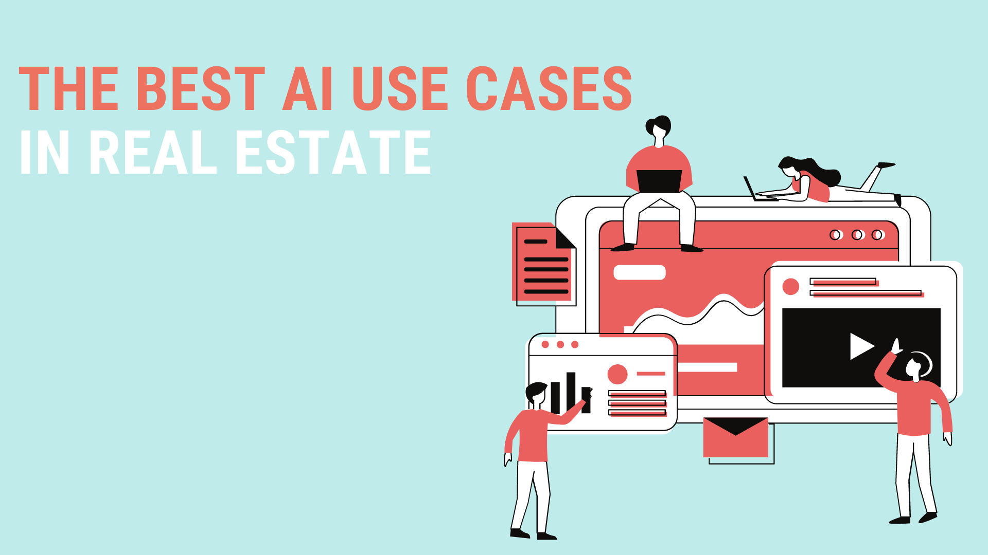 best AI use cases in real estate