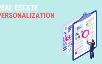 Real Estate Personalization