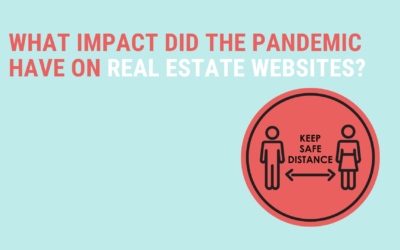 What Impact Did the Pandemic Have on Real Estate Websites?