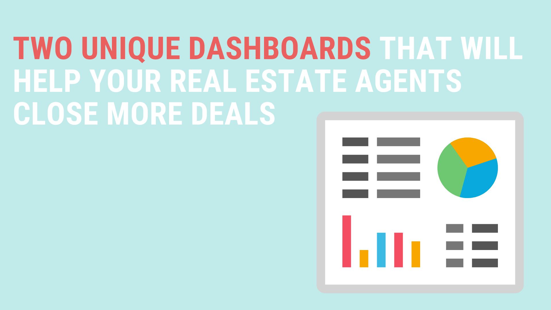 dashboard real estate
